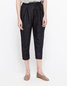 Cecile Pleated Pant