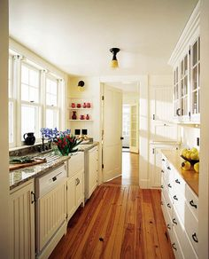 galley kitchens - Google Search