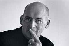 Dutch architect Rem Koolhaas