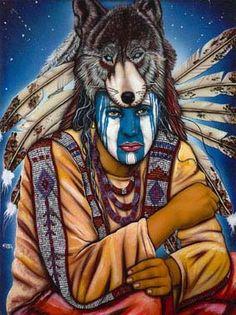 El Lobo by Henri Peter