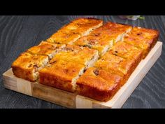 Legfinomabb almás sütemény! FELEJTHETETLEN| Cookrate - Magyarország - YouTube No Cook Desserts, Banana Bread, Panna Cotta, Food And Drink, Apple, Diet, Fruit, Cooking, Cake