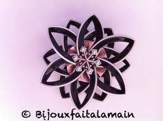 Broche Fleur Galerie photos :: Bijouxfaitalamain13