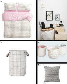 Get the Grid Look l Grid Homewares and Decor