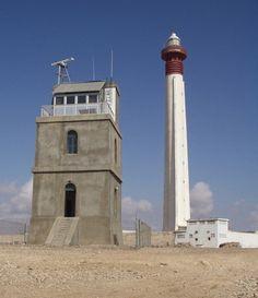 Phare de Ras Bir Lighthouse, Djibouti, Africa