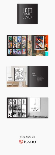 Loft Poster Design catalog  The loft-poster-design.pl internet shop catalog
