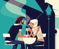 Exquisite Illustrations by Mads Berg | Abduzeedo Design Inspiration