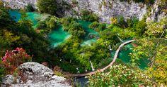 Plitvice, Croatia, 4 weeks ago :)
