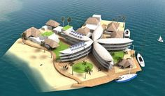Floating city planned for South Pacific | Citiscope