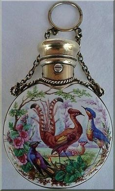 chatelaine scent bottle http://perfumes.allwomenstalk.com/gorgeous-vintage-perfume-bottles-youll-lust-after