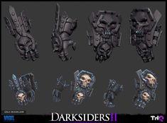 ArtStation - Darksiders 2, Cody Bunt