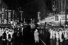 """Dallas premiere, """"Red River"""" — Aug. 26, 1948"""
