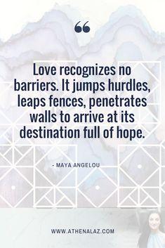 inspirational quote, love, maya angelou