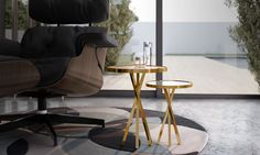 """Wheel SIDE TABLE """"An essential piece in any home."""""""