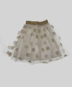 Another great find on Designer Kidz White Polka Dot Tulle Skirt - Toddler & Girls by Designer Kidz Baby Girl Vans, Baby Girl Skirts, Little Girl Dresses, Girls Dresses, White Tulle Skirt, Skirt Pattern Free, Toddler Skirt, Baby Girl Dress Patterns, Fairy Dress