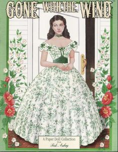 Gone With the Wind Paper Dolls - onlypaperdolls