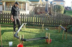 "Discover additional relevant information on ""playground backyard landscaping"". Have a look at our web site. Fun Activities For Kids, Outdoor Activities, Eyfs Outdoor Area, Gardening Websites, Growing Gardens, Stem Learning, Backyard Playground, Playground Ideas, Garden Show"