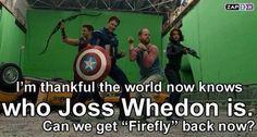 World knows Joss