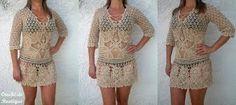 Resultado de imagem para saidas de praias blogs crochet