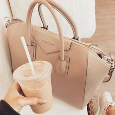 Nude Bags by Givenchy | Neutrals