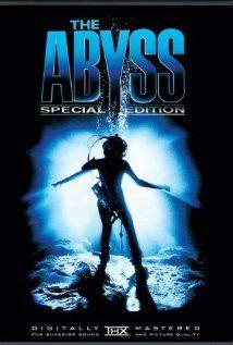 The Abyss (1989), Twentieth Century Fox Film Corp, with Ed Harris, May Elizabeth Mastrantonio, and Michael Biehn. I really like this film. Tons of fun.