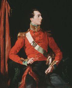 Captain Robert Henry Mockler, 44th (Bengal) Native Infantry, 1841 (c)