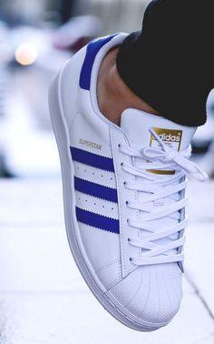 47d727fadb2 Gloire à la naissance Adidas Superstar Homme Blanche