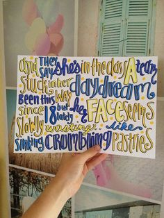 Does anyone want lyric art?? It'll be up by tomorrow night!I DID NOT MAKE THE ONE IN THE PIC BY THE WAY :) ill do first ten comments