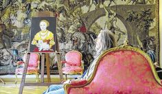 Wolfgang Beltracchis: Gloria von Thurn und Taxis - Lucas Cranach  | MAIN-POST
