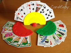 CardEasy - Printable Playing Card Holder by kwalus - Thingiverse