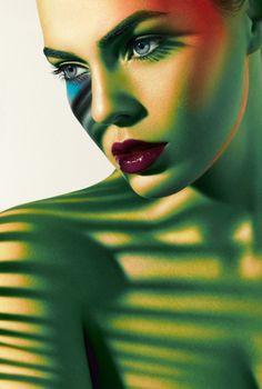 Kate Blainey Makeup Artist  Visit Awesome Art & Model on Facebook