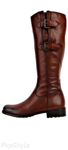 Leather Mullen Spice Knee High Boot