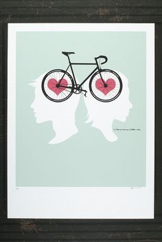 In our hearts & on our minds, Briana Auel 2009. From ARTCRANK Minneapolis 2009 poster show