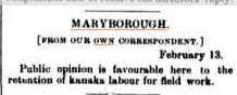 16 February 1892