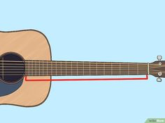 How to Learn Guitar Scales (with Pictures) - wikiHow Learn Guitar Scales, Learn Guitar Chords, Learn To Play Guitar, Ukulele, Learn Guitar Online, Learn Guitar Beginner, Guitar For Beginners, Lead Guitar Lessons, Electric Guitar Lessons
