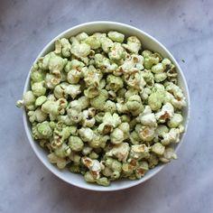 Healthy Popcorn, Three Ways