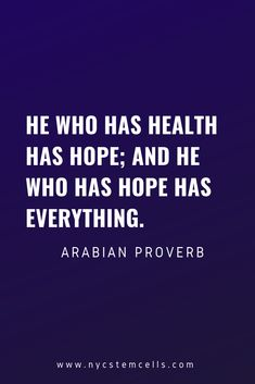 NYC Stem Cells is under construction Stem Cell Therapy, Bone Marrow, Stem Cells, Health Quotes, Positive Quotes, Health Tips, Inspirational Quotes, Positivity, York