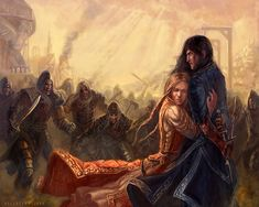 Surrounded... by *Hellstern on deviantART