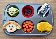 Becoming A Bentoholic: May the 4th Be With You