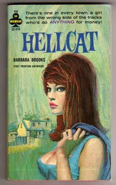 Hellcat - vintage paperback