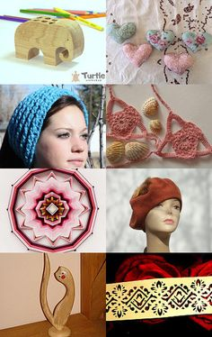 Lovely Things by carole on Etsy--Pinned with TreasuryPin.com