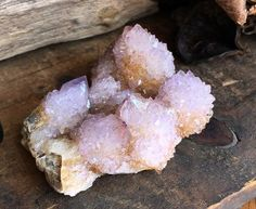 Spirit Quartz - Cactus Amethyst - Copper Drift - 4