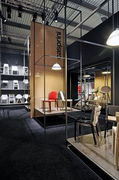 Stand Casprini at Salone del Mobile 2015