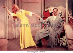 KISS ME KATE (1953) KATHRYN GRAYSON, HOWARD KEEL KMK 002FOH - Stock Image