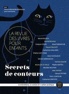 """""""Secrets de conteurs"""" - Hors-série La Revue des livres pour enfants"""