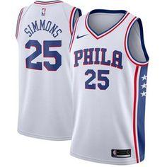 bd84c1ccf29 Philadelphia 76ers Nike Association Swingman Maglia NBA - Ben Simmons -  Ragazzo   NBA Basketball Scoreboard
