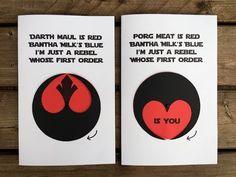 "DIY Star Wars Valentine Spinner Card ""Rebel Heart"" - YouTube"