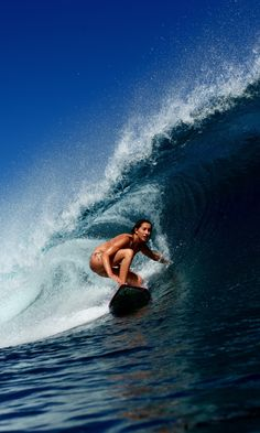 Perfect lefthander - Repinned by www.saltbeat.com #surf #girl #action