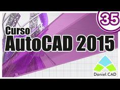 Aula 35 | AutoCAD 2015 | Criando as bordas e legenda do Formato A1