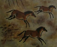 cave painting by Lepisto87.deviantart.com on @deviantART