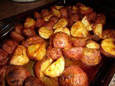 Weight Watchers Dijon Roasted Potatoes